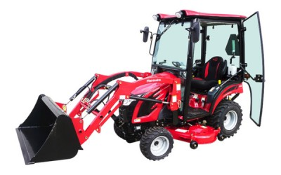 Tractors | Model eMAX 20 S HST Cab for sale at Grower's Equipment, South Florida