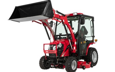 Tractors | Model eMAX 25 L HST Cab for sale at Grower's Equipment, South Florida