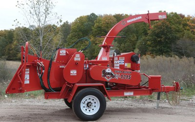 Tree Care / Chippers | Model EEGER BEEVER™ 1215 BRUSH CHIPPER for sale at Grower's Equipment, South Florida
