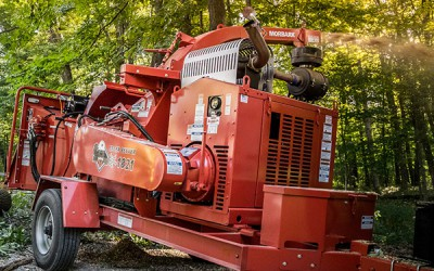 Tree Care / Chippers | Model EEGER BEEVER™ 1821 BRUSH CHIPPER for sale at Grower's Equipment, South Florida