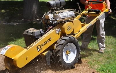 Tree Care / Chippers | Model RG25HD STUMP CUTTER for sale at Grower's Equipment, South Florida