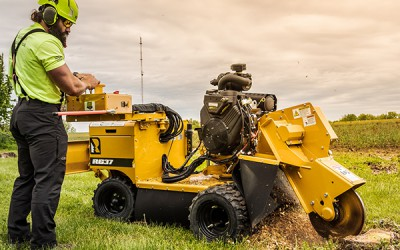 Tree Care / Chippers | Model RG37 SUPER JR STUMP CUTTER for sale at Grower's Equipment, South Florida
