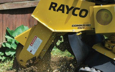 Tree Care / Chippers | Model RG37T TRAC JR STUMP CUTTER for sale at Grower's Equipment, South Florida