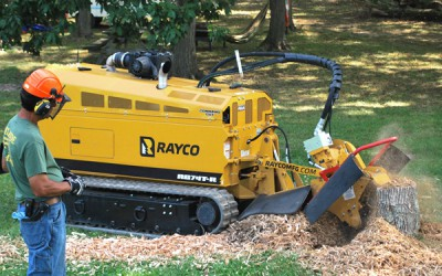 Tree Care / Chippers | Model RG74T-R STUMP CUTTER for sale at Grower's Equipment, South Florida