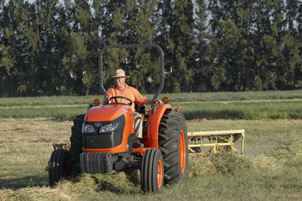 Kubota | M5660SU | Model MX4700 (Gear Model) for sale at Grower's Equipment, South Florida