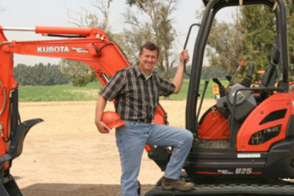 Kubota | U Series | Model U25S for sale at Grower's Equipment, South Florida