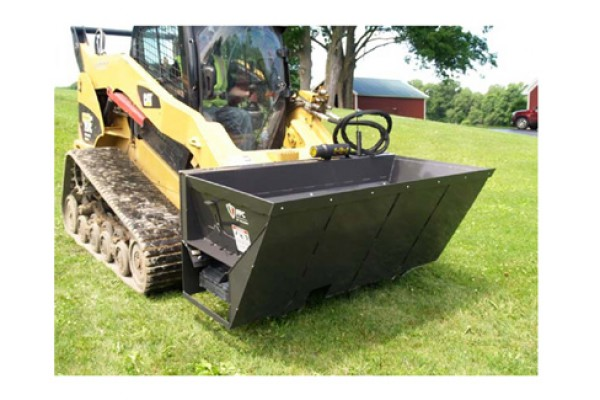 Paladin FFC SS Side Discharge Bucket for sale at Grower's Equipment, South Florida