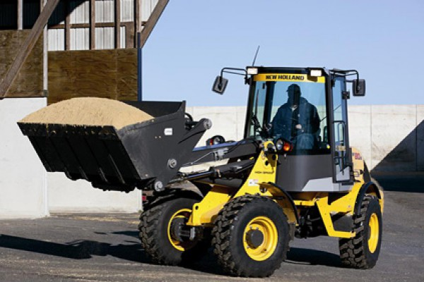 New Holland | Compact Wheel Loaders | Model W80B TC (Prior Model) for sale at Grower's Equipment, South Florida