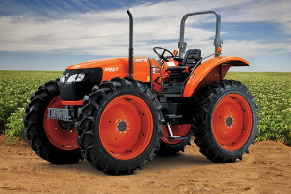 Kubota | M5660SU | Model M96SHDM Mudder for sale at Grower's Equipment, South Florida