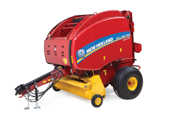 New Holland AG | Roll-Belt Round Balers | Model Roll-Belt 460 for sale at Grower's Equipment, South Florida