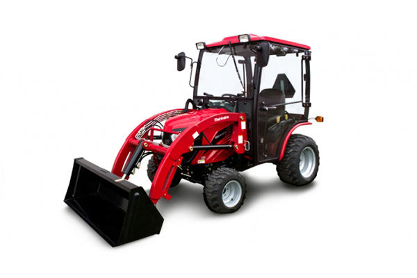 Mahindra | EMAX | Model eMax 25S HST Cab for sale at Grower's Equipment, South Florida