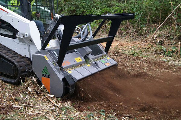 FAE Group | Hydraulic Driven Heads | Skid Steer Mulchers for sale at Grower's Equipment, South Florida