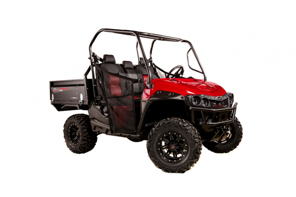 Mahindra mPact XTV 1000 S Diesel with Flexhauler Cargo Box for sale at Grower's Equipment, South Florida