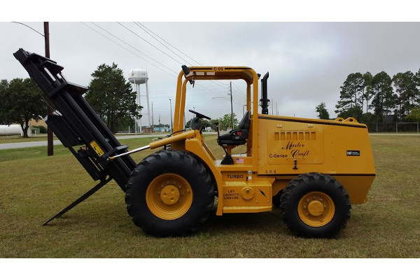 Master Craft | Rough Terrain Forklifts | C Series Rough Terrain Forklifts for sale at Grower's Equipment, South Florida