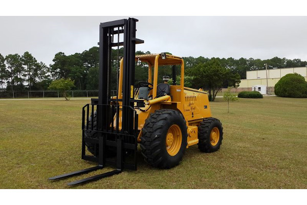 Master Craft | Master Craft Rough Terrain Forklifts | Model MC-05-11136 for sale at Grower's Equipment, South Florida