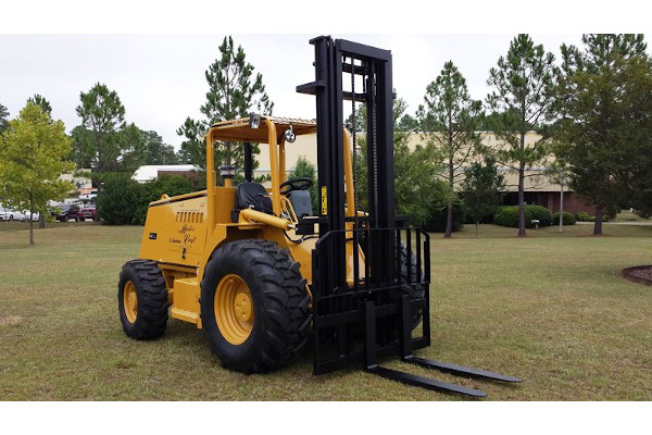 Master Craft | Master Craft Rough Terrain Forklifts | Model MC-18-374 for sale at Grower's Equipment, South Florida
