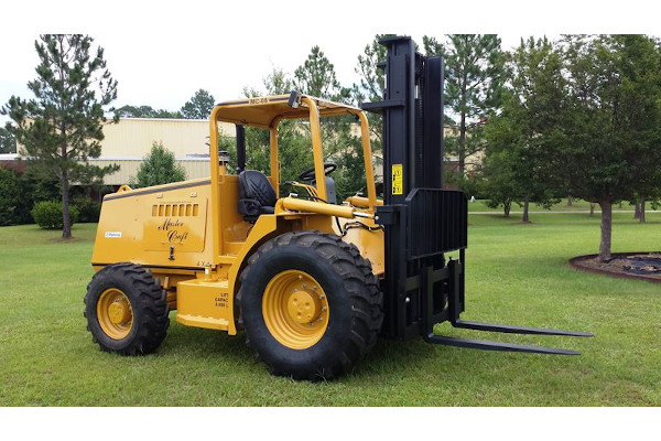 Master Craft | Master Craft Rough Terrain Forklifts | Model MC-18-974 for sale at Grower's Equipment, South Florida