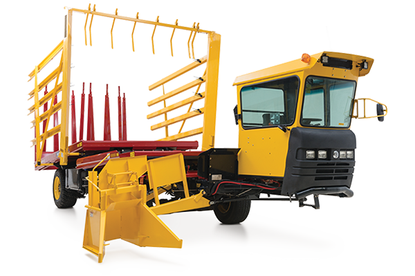 New Holland AG | Stackcruiser® Self-Propelled Bale Wagons | Model Stackcruiser® 102 for sale at Grower's Equipment, South Florida